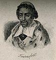 Joseph Pitton de Tournefort. Stipple engraving by Holl. Wellcome V0005872EL.jpg