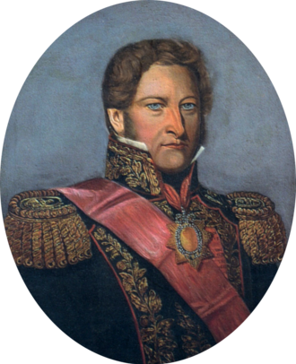 Criollo people - Portrait of Juan Manuel de Rosas, a criollo of full Spanish descent