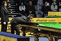 Judd Trump and Michaela Tabb at Snooker German Masters (DerHexer) 2013-01-30 02.jpg