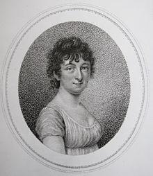 Johanna Franul von Weißenthurn, Jugendbildnis (Quelle: Wikimedia)