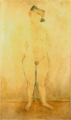 JulesPascin-1908-A Standing Naked Woman.png
