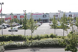 Antrim, County Antrim - Junction One Retail Park