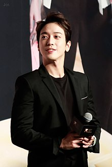 Jung Yong-hwa - Cook Up a Storm meet and greet 5.jpg