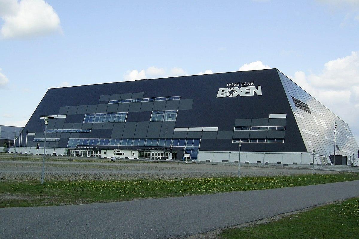 Jyske Bank Boxen - Wikipedia