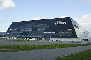 Eurovision Song Contest 2014 - Jyske Bank Boxen, hosted the final of Dansk Melodi Grand Prix 2013.