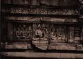 KITLV 155190 - Kassian Céphas - Reliefs on the terrace of the Shiva temple of Prambanan near Yogyakarta - 1889-1890.tif
