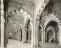 KITLV 377932 - Clifton and Co. - Interior of Pearl Mosque at Agra Fort in Agra - Around 1890.tif