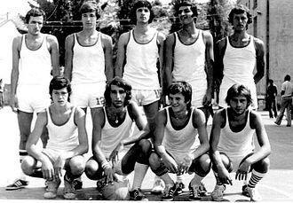 KK Lovćen - KK Lovcen, sezona 1974-75