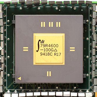 R4600 - An IDT R4600