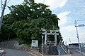Kaido Shrine near Ryuozaki in Shiroishi.jpg