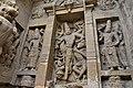 Kailasanatha Temple, dedicated to Shiva, Pallavve period, early 7th century, Kanchipuram (46) (37457353641).jpg
