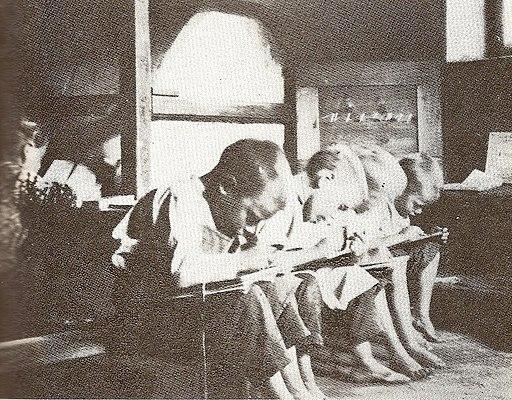 Kaitakombenschule 1927