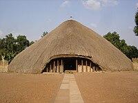 Захоронение королей Буганды в Касуби