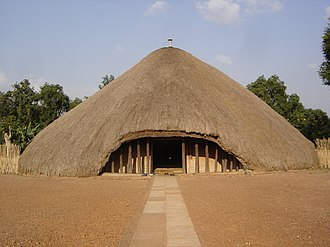 Kampala - The Kasubi Tombs
