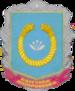 Huy hiệu của Kamianka-Dniprovska