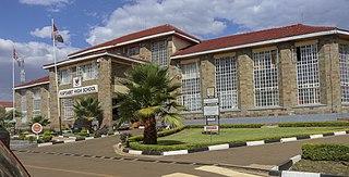 Kapsabet High School