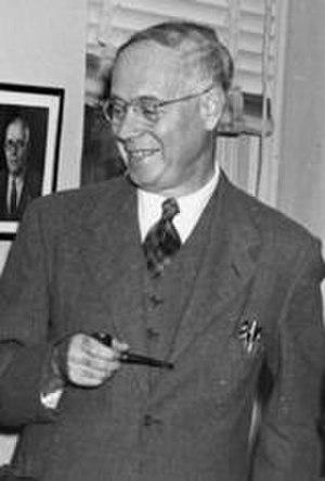 Karl Lark-Horovitz - 1947 at the AAAS