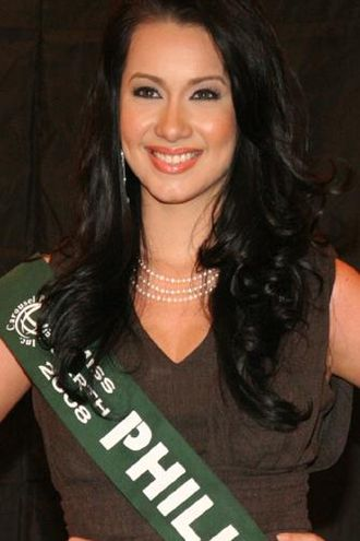 Karla Henry - Karla Henry during Miss Earth Press Conference