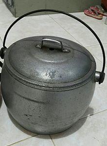 Periuk - Wikipedia bahasa Indonesia, ensiklopedia bebas