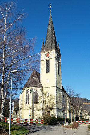 Spreitenbach - Roman Catholic Church in Spreitenbach