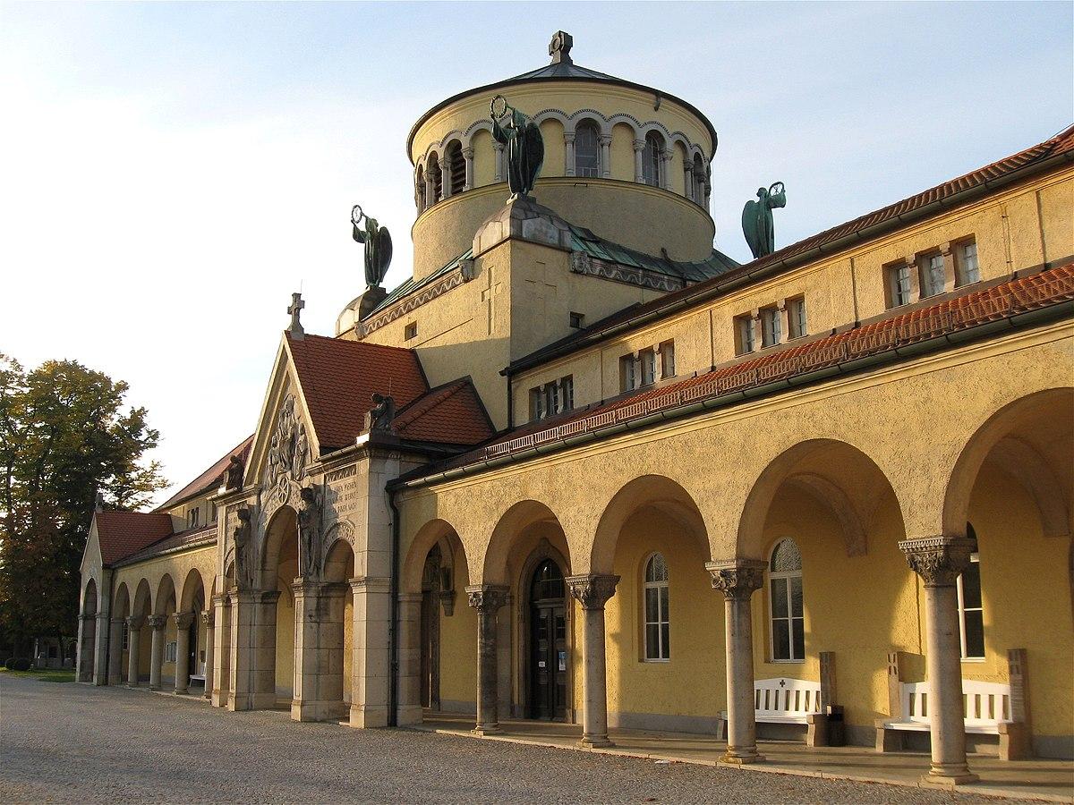Unterer Katholischer Friedhof Regensburg