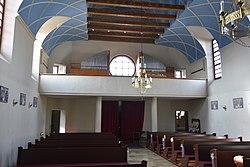 Kath Pfarrkirche hl Joseph Güttenbach Interior 06.jpg
