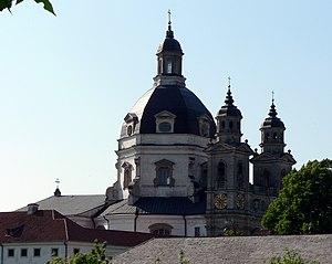 Pažaislis Monastery - Image: Kaunas Pazaislis Monastery