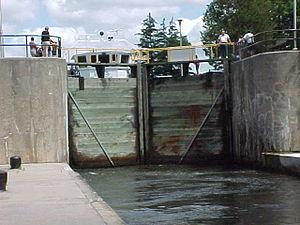 Kawartha Voyager Lock 1, Trenton 3.jpg