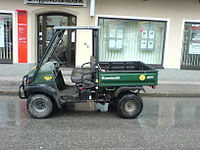 Kawasaki Mule Top