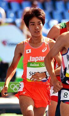 Kazuya Shiojiri Rio 2016.jpg
