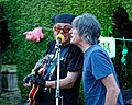 Keef Trouble and Mike Dobie, Jolly Tanners in Staplefield, West Sussex 01.jpg