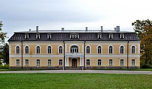Kehtna - Main building of Kehtna Manor