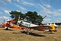 Keiheuvel Ryan Aeronautical ST3KR and Stampe SV4.JPG