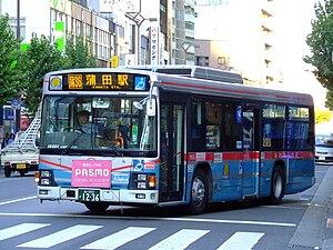 Isuzu Erga - Image: Keikyubus m 1516 km 36 20070919