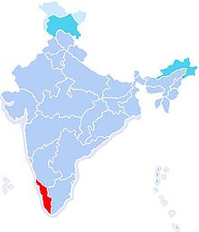 Indischer Bundesstaat