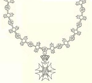 Order of Saint Joseph - Collar of the Order of Saint Joseph.