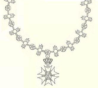 Order of Saint Joseph - Collar of the Order of Saint Joseph.