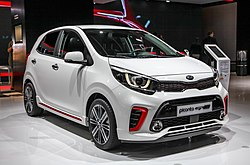 kia picanto wikipedia. Black Bedroom Furniture Sets. Home Design Ideas