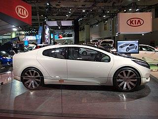 Kia Ray (2010 concept vehicle)