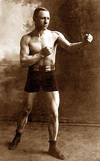 Kid Lavigne American boxer