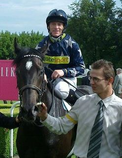 Kieren Fallon 20th and 21st-century Irish jockey