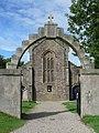 Kilmartin, war memorial gateway - geograph.org.uk - 916071.jpg