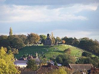 Kimberley, Nottinghamshire - Kimberley Chapel of Rest on Knowle Hill
