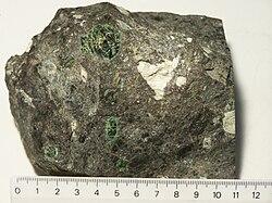 definition of kimberlite