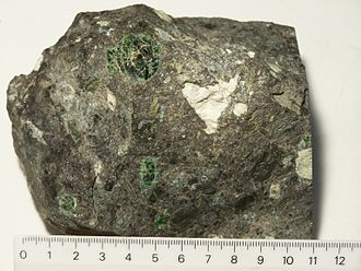 Kimberlite - Kimberlite from the United States