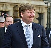 Le roi Willem-Alexander, en 2015.