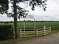 Kirby Farm driveway - geograph.org.uk - 184827.jpg