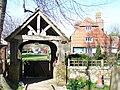 Kirdford Lych Gate - geograph.org.uk - 1204584.jpg