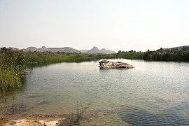 Киртхар парк озеро.jpg