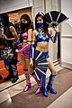 Kitana Mileena New York Comic Con 2011.jpg